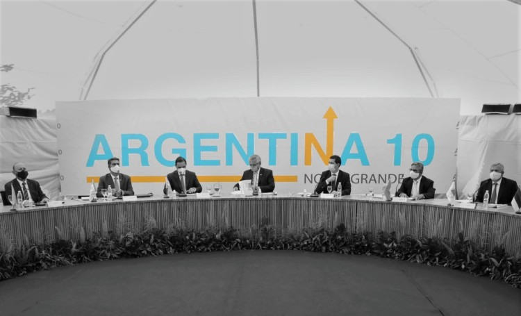 Argentina 10 Norte Grande en Yapeyú