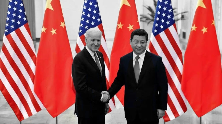 Reunión de Ki Jinping y Joe Biden