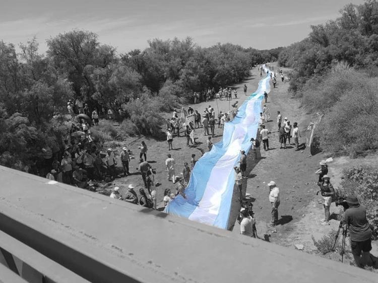 Disputa entre Mendoza y La Pampa